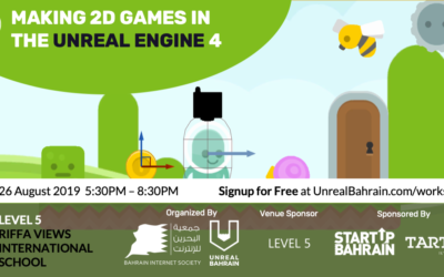 Unreal Bahrain | Supporting the Game Development Community